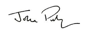 The signature of John Pullinger, UK National Statistician.